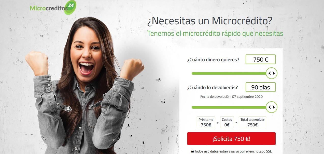 Microcreditos24 Necesidades Financieras